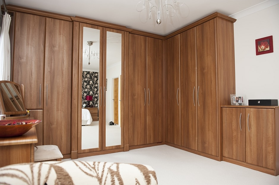 Poole Wooden Wardrobes