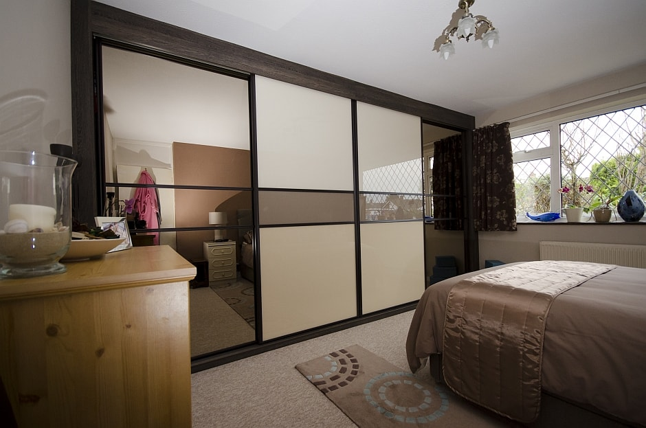 Bournemouth Sliding Door Wardrobe