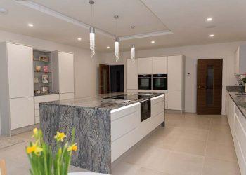 Southampton Marble Kitchen Worktops