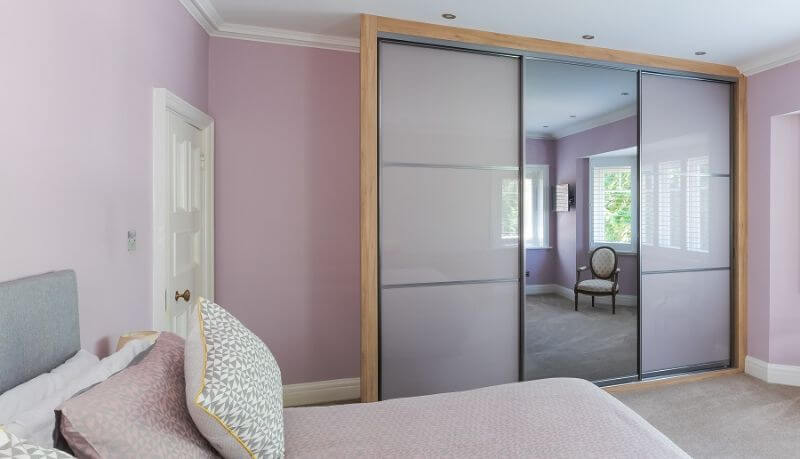 Quality sliding door wardrobes Poole customers will love.